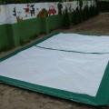 homokozo  takaró pnyva hálós